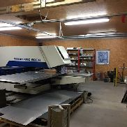 Punching Machine Trumpf TC 500 R - 1300