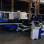 Punching Machine Trumpf TC 5000 R - 1300