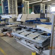 Poinçonneuse Trumpf TC 5000 R - 1600 FMC