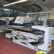 Punching Machine Trumpf TC 5000 R - 1300 FMC