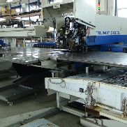 Combination Machine Trumpf TC 600 L - 1600 FMC