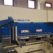 Braking press Trumpf TruBend 5130 X