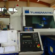 Laser tube cutting system Trumpf Tubematic