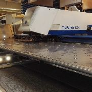 Trumpf TruPunch - 5000 R - 1600 FMC punching machine