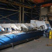 Laser tube cutting machine Trumpf TruLaser Tube 5000