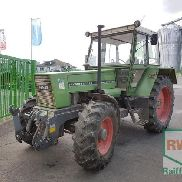 Fendt Favorit 600 LS Turbomatik Traktor