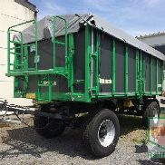 Reisch RD 180 PT tipper semi-trailers