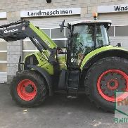 CLAAS Axion 820 C-Matic tracteur