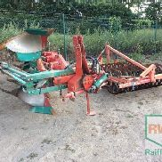 Kverneland plow EG 100 with packer plow