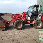 Weidemann 4070 CX 100 skid steer loaders
