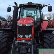 tractor Massey Ferguson 7720 Dyna VT Exclusivo