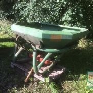 Amazone fertilizer spreader ZA-F 804 fertilizer spreader