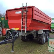Other M 20000 TA bale collecting wagon