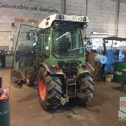 tracteur Fendt 208V Vineyard
