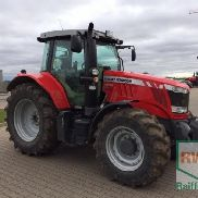 Massey Ferguson 6616 tractores Dyna-VT