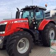 Massey Ferguson 7726 dyne trattore VT Exclusive