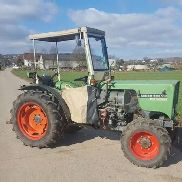 Fendt 203v 2 wine collector