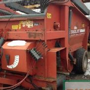 Trioliet W 5000 Feed Mixer