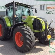 trattore Claas Arion 650 Cmatic