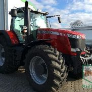 tractor Massey Ferguson 8732 Dyna VT Exclusivo