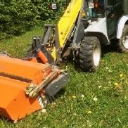 Kramer 350 wheel loaders