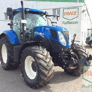 New Holland T 7210 trattore