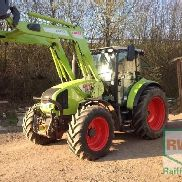 Claas Arion 410 CIS tracteur
