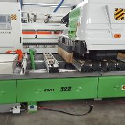 CNC WORKING CENTER BIESSE ROVER 322