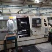CNC Tornos - 1998 Ikegai TUR-26 Turn Mill Center