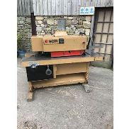 SCM M2 MULTI RIP SAW, with DC brake, year of manufacture 1984, 9in track, 26kW All lots will be
