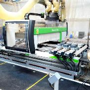 Biesse Rover C6.90 CNC MACHINING CENTRE, serial no. 89183, year of manufacture 2011, with safety