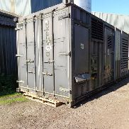 Containerised Diesel Generator Sets