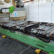 Biesse Rover 27 CNC MACHINING CENTRE, serial no. 13169, year of manufacture 2001, with flexible