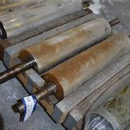 One Pair Satake 1000 x 250mm K-Type Refurbished Roll (12.5 flute) (note - this lot is situated at
