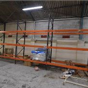 Three-Tier Three-Bay Pallet Rack (note - this lot is situated at WHITLEY BRIDGE, DN14 0LH)