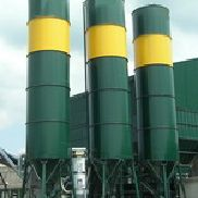 Cement silo 750 tons