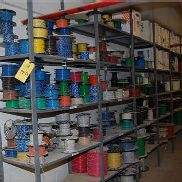 Electrical Wire - Belden Assorted Wire Partial, Spools, Various - Carol 4/4 Type SOOW
