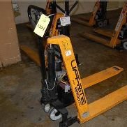 Lift-Rite Model #RG30E Electric Pallet Jack, Rated 3000 lbs./12 Volt Battery