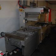 Multivac Model #860E-PC Thermoformer Packaging Machine, 220/440 Volt, SN 2005/109/1994