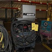 Lincoln Idealarc Tig 300 Welder, Includes Bernard Cooling System, 4-Wheel Cart