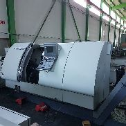 CNC turning machine Gildemeister CTX400 Twin