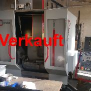 5-axis machining center Hermle C 800 U