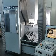 5-axis machining center lid-Maho DMU 50eVo linear