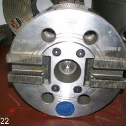 2-jaw power chuck Forkhardt 2KTN 150