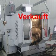 5-axis machining center Hermle C30 U