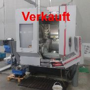 5-axis machining center Hermle C22 U