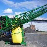 John Deere JD 512 tractor mounted sprayer, 18m AB, 1200 Ltr