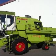 CLAAS Mercator 75 with SW 3,60m AB