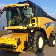 New Holland CR 980, Laser, SKH, Varifeet 7,30m oder 9,15m