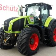 CLAAS Axion 950, FZW, Bj. 14, 417 PS